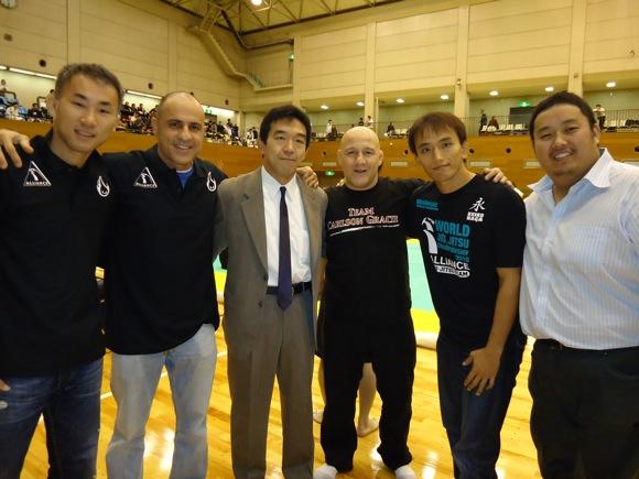 Paiva and Nakai bolster Jiu-Jitsu in Tokyo