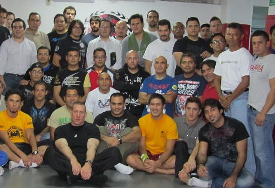 IBJJF bolsters refereeing in Mexico