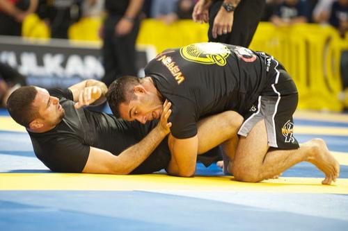 Bicampeão mundial de Jiu-Jitsu, Daniel Moraes vai lutar a seletiva do ADCC. Foto: John Lamonica.