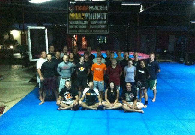 Zingano Teaches in Thailand