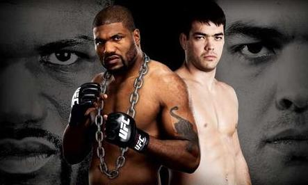 UFC 123: Rampage edges Lyoto, BJ gets knockout