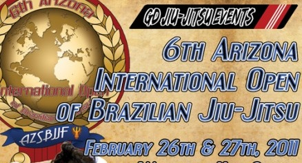Arizona International BJJ Open sign-ups underway; Pan sponsorship up for grabs