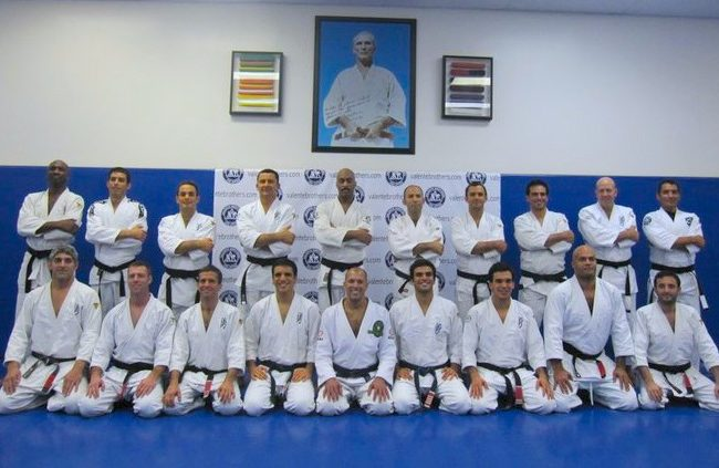 With Royce and full house, Gracie Miami promotes beginners aged 7 to 70