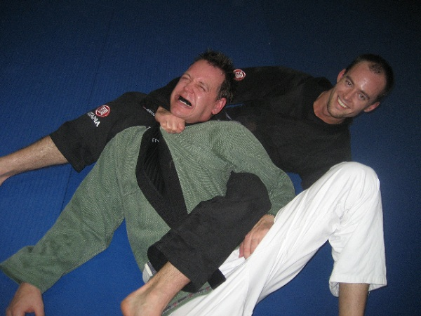 My first year of Jiu-Jitsu