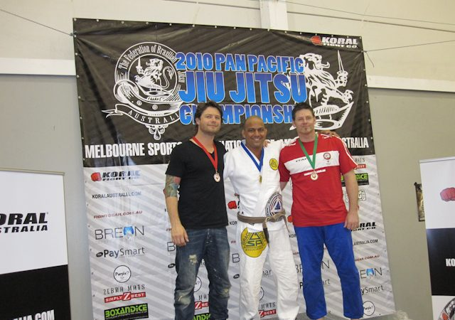 Paulo Tavares wins Pan Pacific