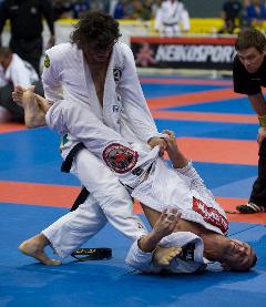 Grandes lutas de 2010: Abmar x Kron Gracie