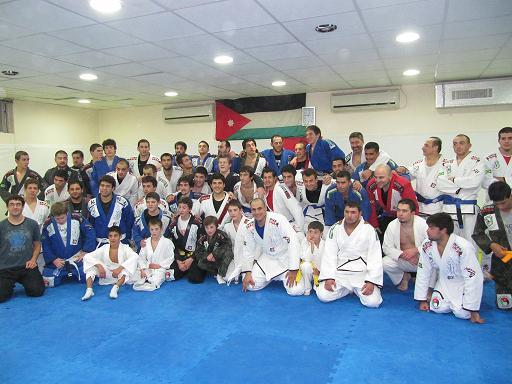 Historic promotion ceremony in Jordan