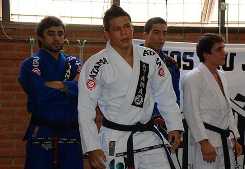 Ary celebrates black belt and explains team change