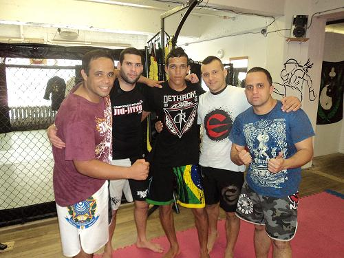 UFC 124: Bronx confident; coach hints at how to beat Jim Miller