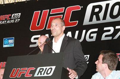 Royce Gracie, Matt Hughes e outros vips escalados para o UFC 167 de 20 anos