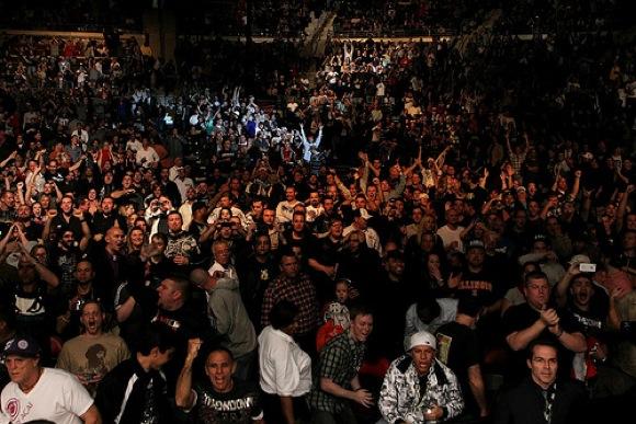 Rio de Janeiro City Hall awaits UFC in 2011