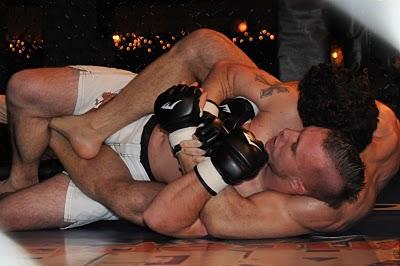 Lemos wins MMA debut