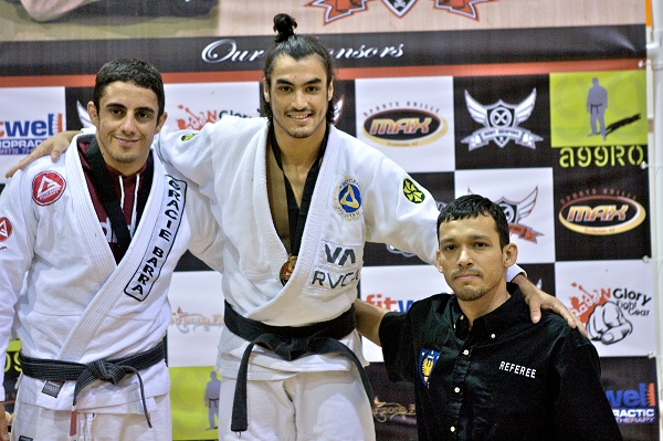 Kron Gracie and Jonathan Torres to face off in Arizona