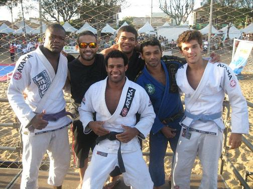 GFTeam wins challenge against Nova União