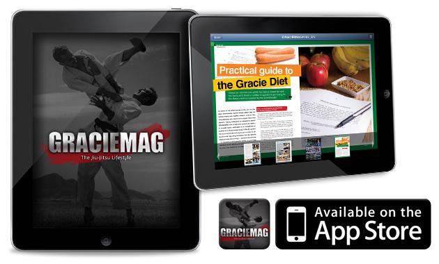 Graciemag iPad Edition