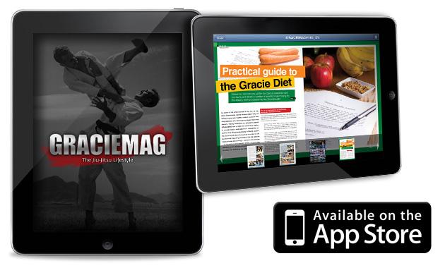 Graciemag iPad App
