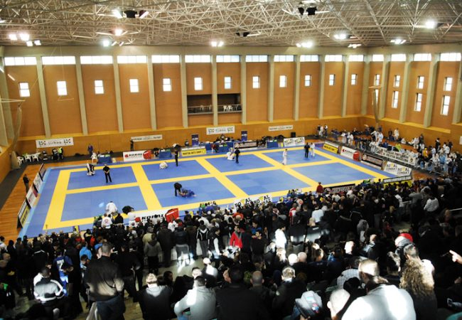 European Open Blog: Purple belt results