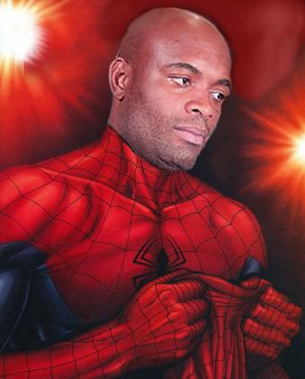 """Know why Anderson's called the """"Spider""""?"""