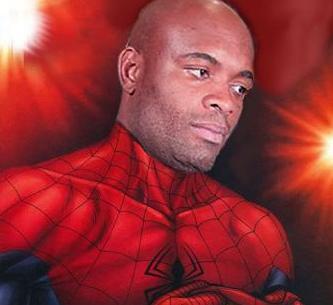 Sabe por que Anderson é o Aranha?