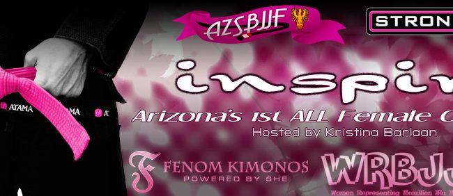 Open mat for ladies in Arizona