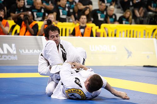 """Marcelinho Garcia: """"Ainda tenho vontade de lutar Jiu-Jitsu"""""""