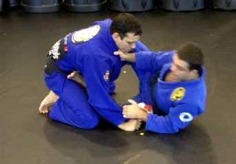 Robson Moura ensina você a raspar e finalizar. Foto: Divulgação