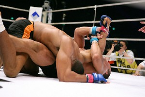 In the MMA tournament days