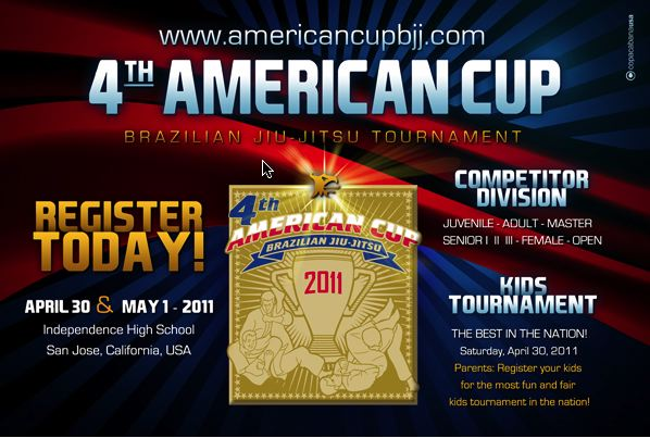 4th American Cup in San Jose