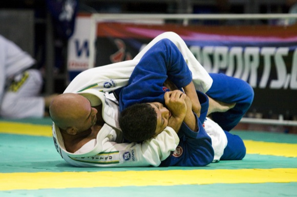 Gordo no internacional de Masters 2010. Ele ataca de organizador no fim do ano. Foto: Gustavo Aragão.