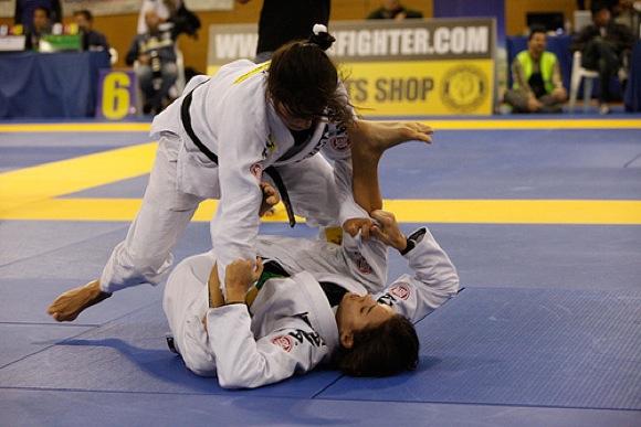 Do baú: relembre Kyra Gracie x Silvana Abreu no Mundial de Jiu-Jitsu 2006