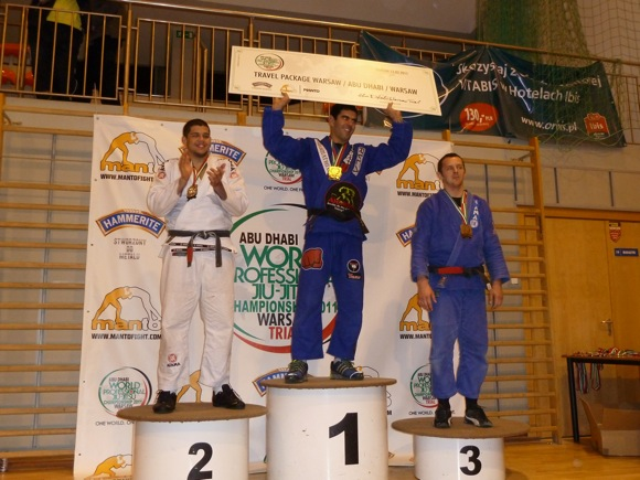 Champion of Poland Cavaca comments on tryouts and competition