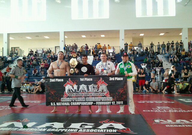 Brazilian national champ wins Naga absolute