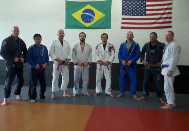 New belts at Cassio Werneck BJJ