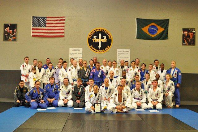 Triton Fight Center now a GMA