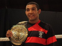 He won't go to the ground: watch José Aldo training in Holland
