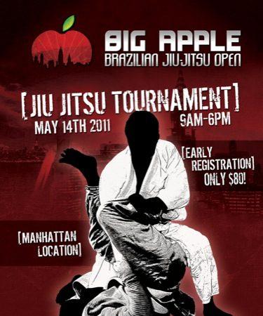 Big Apple Open nears, register now