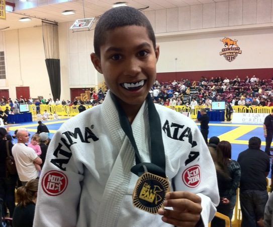 Sights set on the future, Lloyd Irvin celebrates Pan Kids title