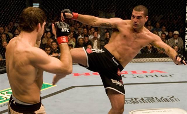 UFC 128: a verdadeira arma de Shogun