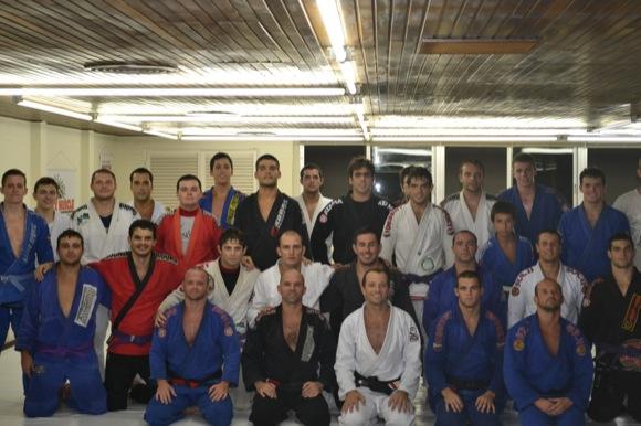 With 20th branch, team confirms Jiu-Jitsu's growth in Brazil
