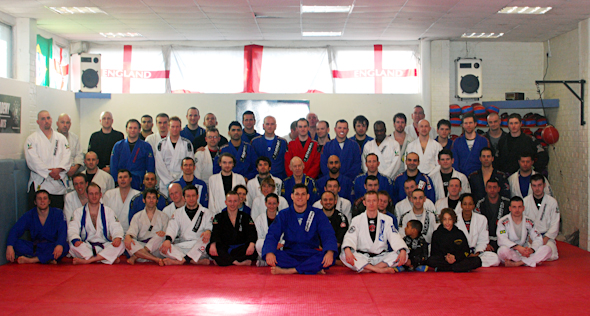 Roger Gracie in Buckinghamshire