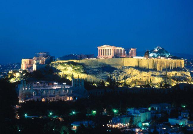 Felipe Costa's camp in Greece