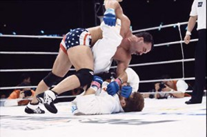 The day Don Frye killed a robber