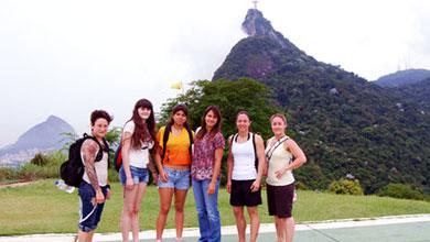 Kyra Gracie plans camp in Rio