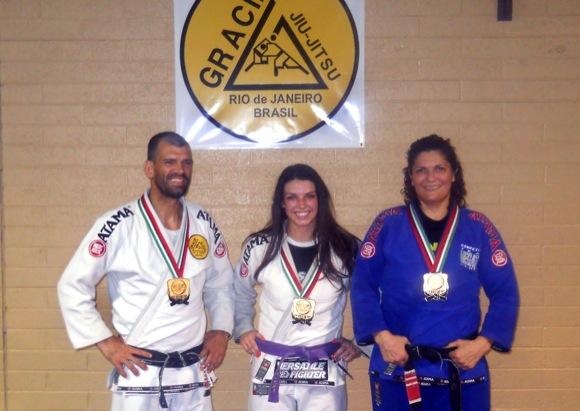 A family first at the World Pro Jiu-Jitsu Cup 2011