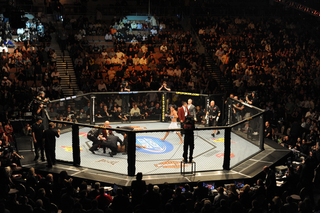 UFC tightens grip and purchases Strikeforce