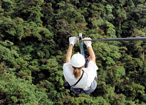 Assista às aventuras no camp Gracie, direto da Costa Rica