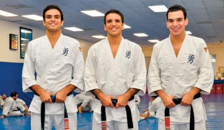 Valente Brothers negotiate Jiu-Jitsu reality show in the USA