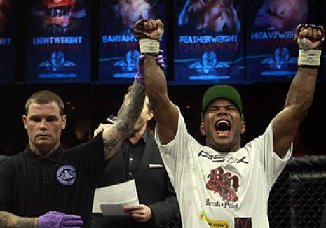 Black belt wins another at Bellator