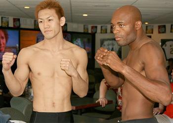 White confirms: Anderson to face Okami in Rio