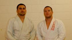 Daniel Moraes visits Serg BJJ